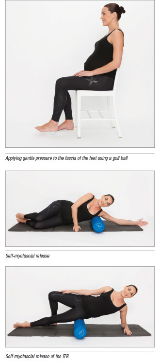Myofascial Release For Pregnant Clients Australian Fitness Network